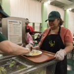 The All Saints Soup Kitchen relies on volunteer teamwork