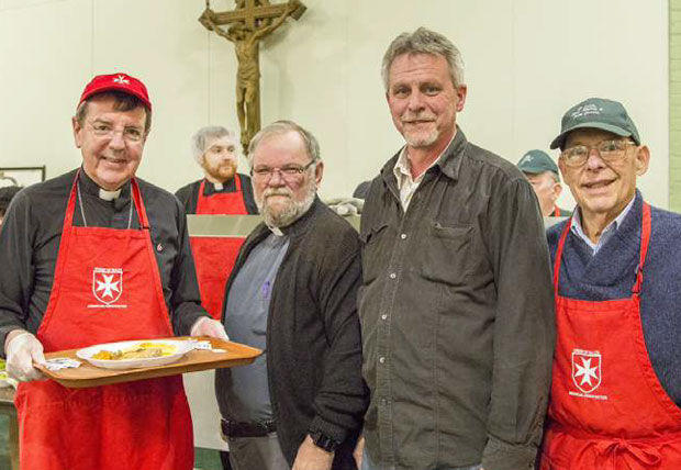 All Saints Soup Kitchen PIME Article
