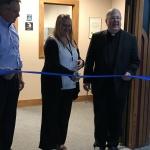 9 Mayor Clark, Wendy and Rev. Kosanke