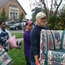 17 couch carry St. Irenaeus