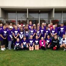 20 Group Photo at Sacred Heart Grosse Ile