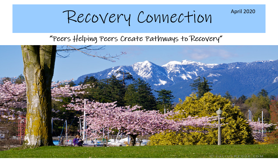 Recovery Connection- April